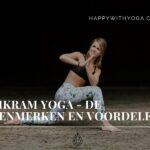 Bikram Yoga, dat is even zweten!