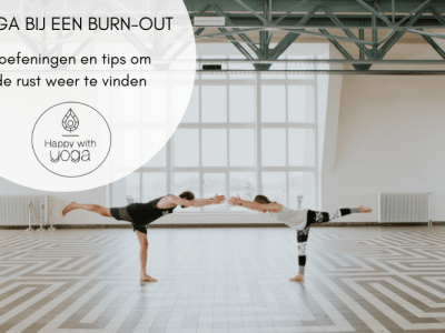 yoga bij burn-out