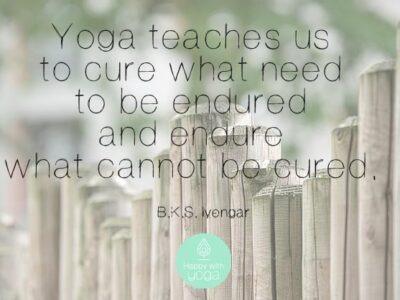 yoga thuis oefeningen