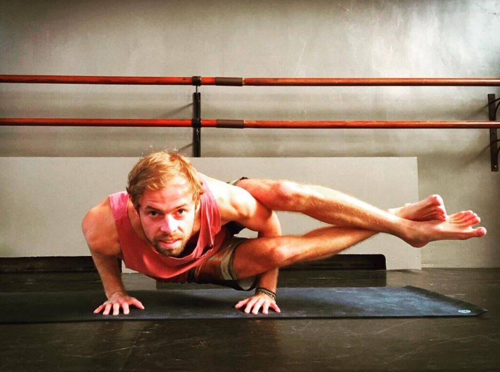 yoga voor mannen