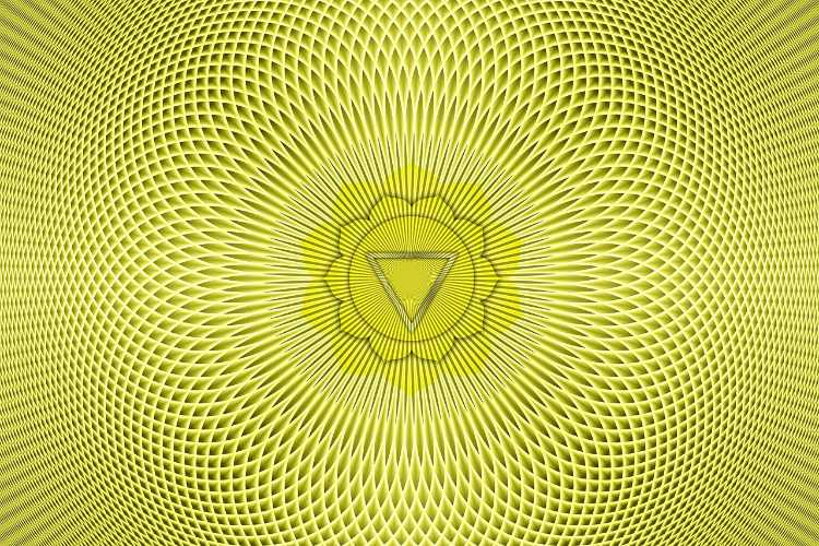 geel chakra