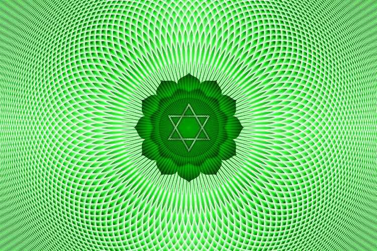 groen chakra