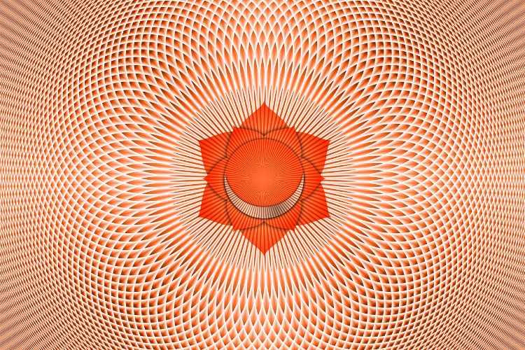 oranje chakra