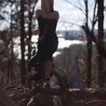 Yoga adelaar, een meditatief evenwicht!