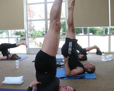 schouderstand yoga
