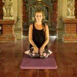 Yoga Diamant houding voor een goede basis!