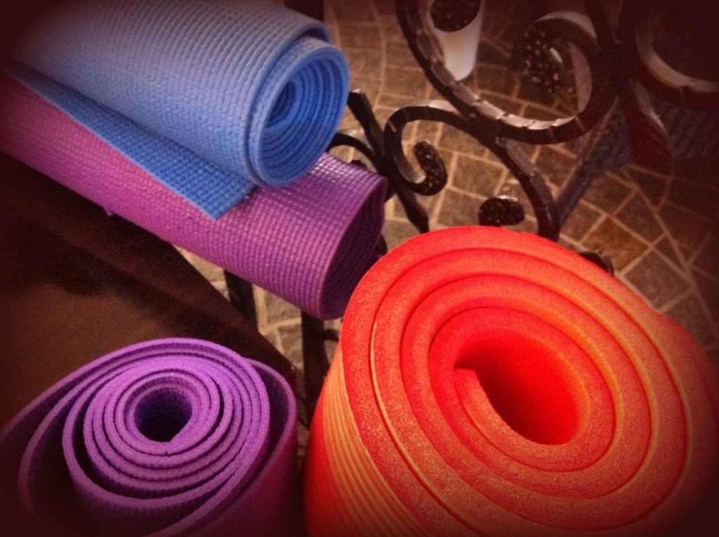 yogamat kopen
