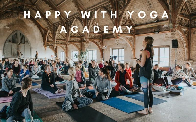 happy with yoga academy