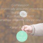 5 tips om je zelfcompassie te vergroten en te stoppen met jezelf te veroordelen