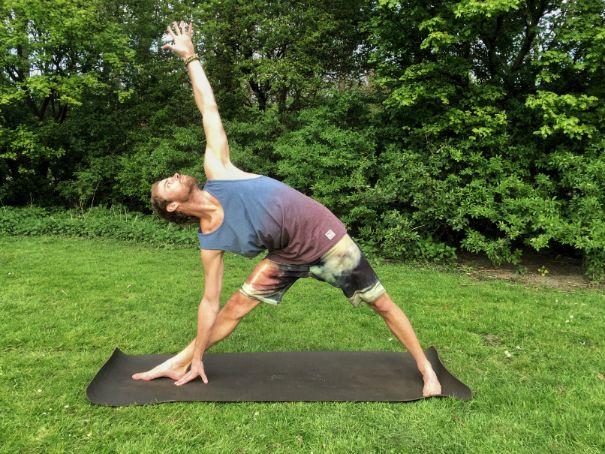 thuis zelf yoga leren