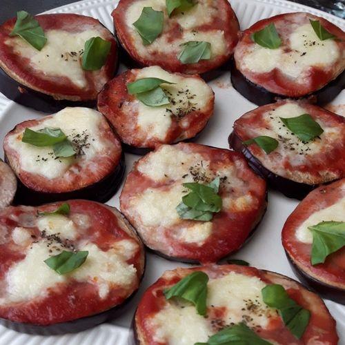 auberginepizzas