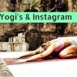 Échte Yogi's zijn op Instagram…toch?