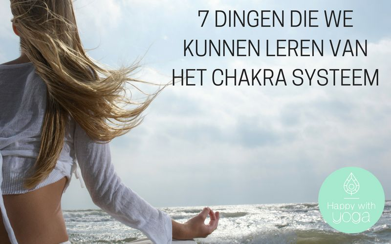 chakra systeem