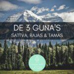 De drie Guna's – Sattva Rajas Tamas