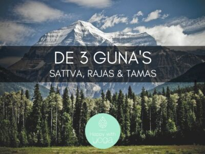 drie guna's sattva rajas tamas
