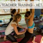 Yoga Teacher Training: Het begin