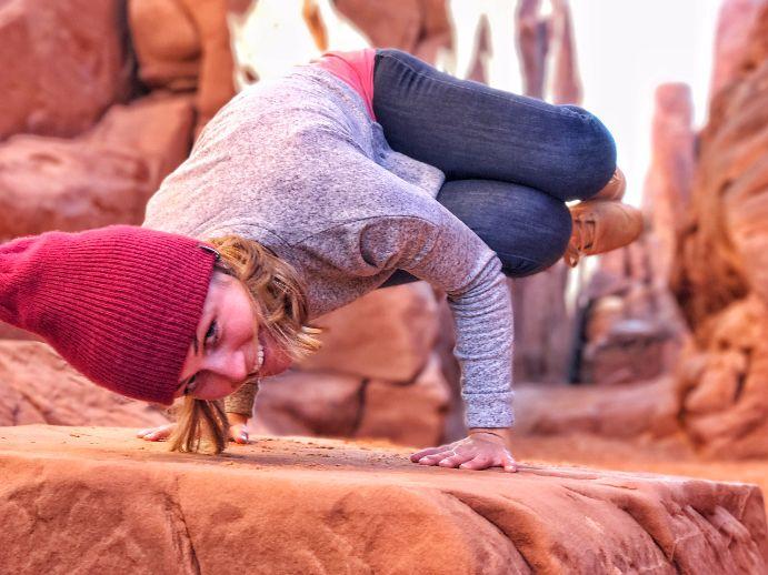yoga in canada en de vs