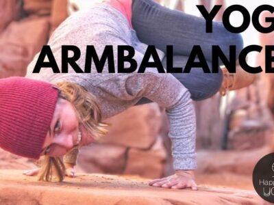 yoga armbalances