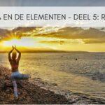 Yoga en de elementen – Deel 5: Ruimte