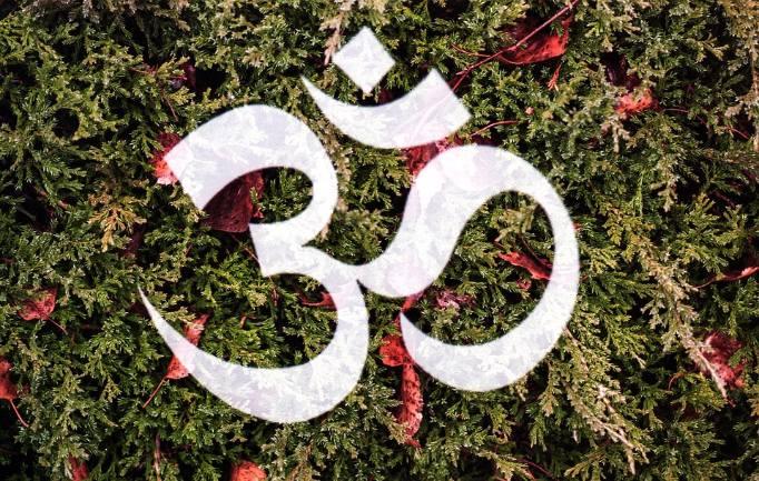 aum teken en betekentis mantra