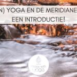 (Yin) Yoga en de meridianen – Een introductie!