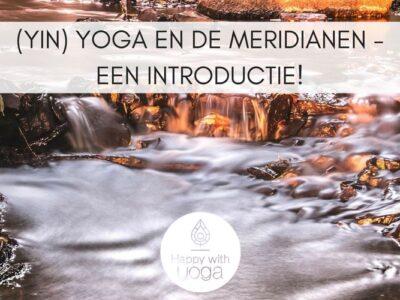 yin yoga meridianen