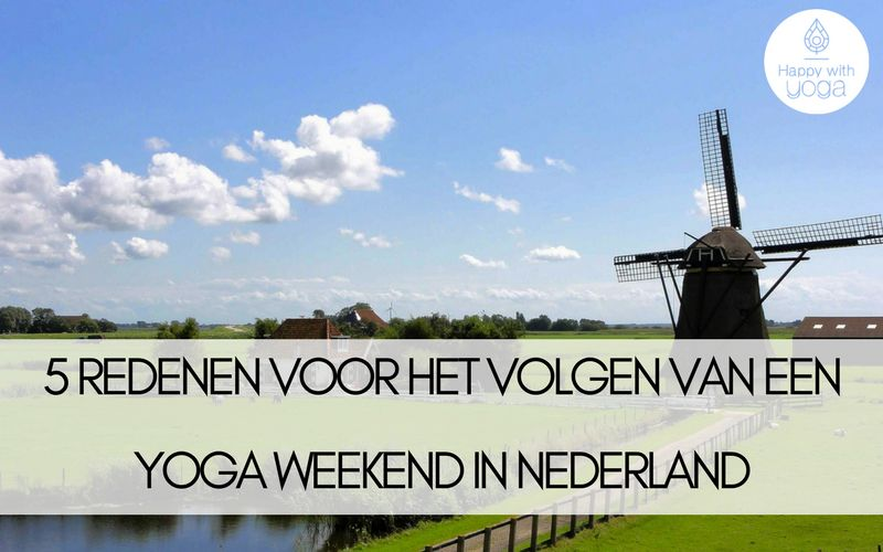 yoga weekend in nederland