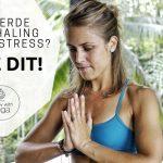 Verkeerde ademhaling door stress? Doe dit!