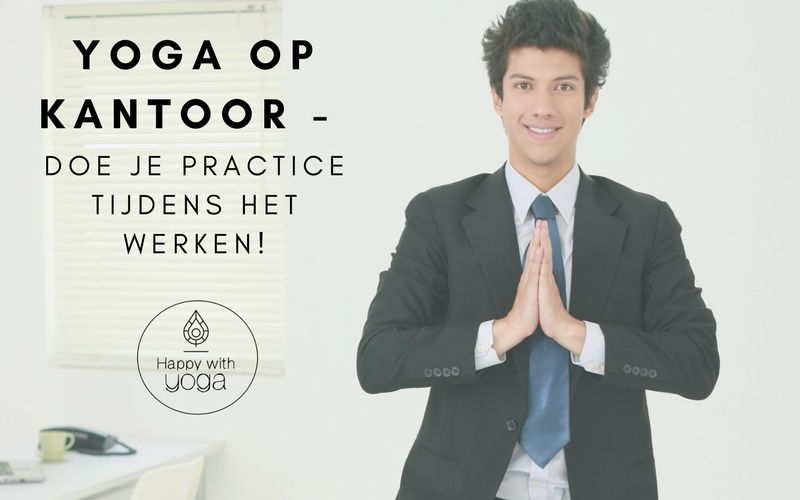 yoga op kantoor
