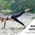 5 Yoga buikspieroefeningen voor beginners