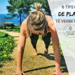 6 tips om de Plank te verbeteren