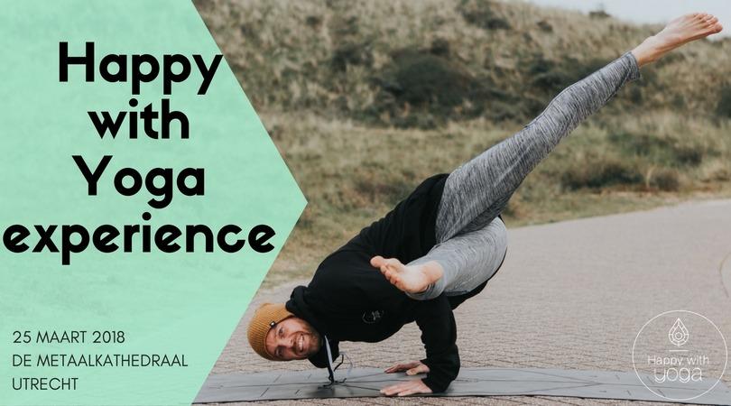 De Happy with Yoga Experience