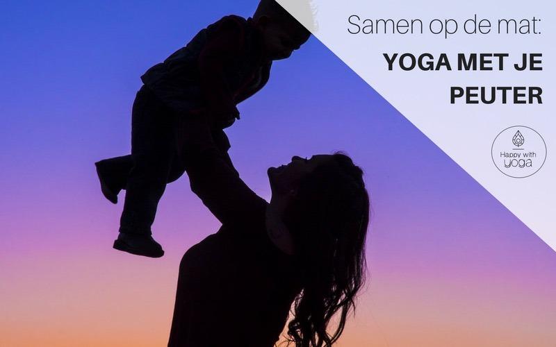 Yoga met je peuter