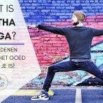 Wat is Hatha Yoga? En 7 redenen waarom het goed voor je is!