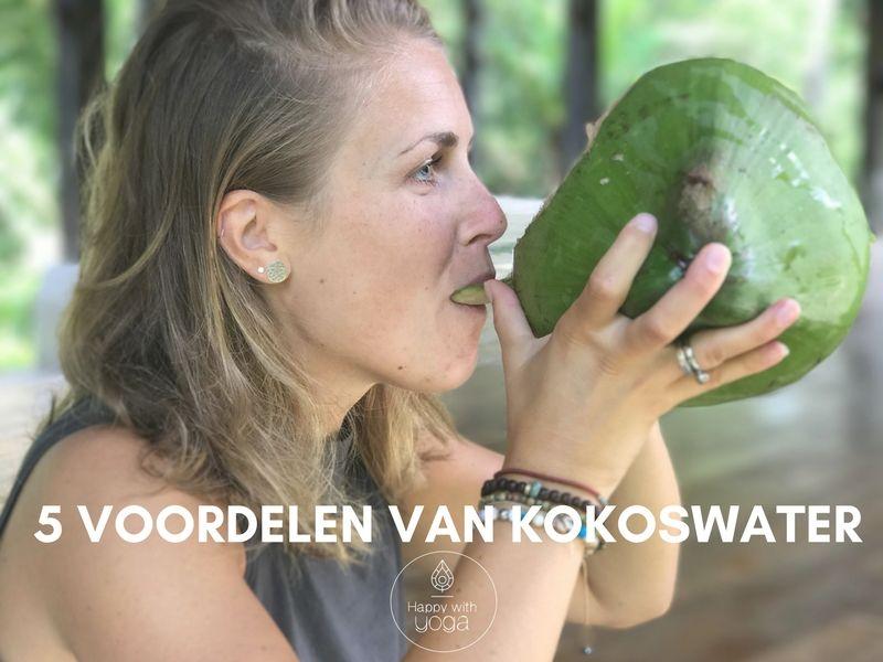 voordelen van kokoswater