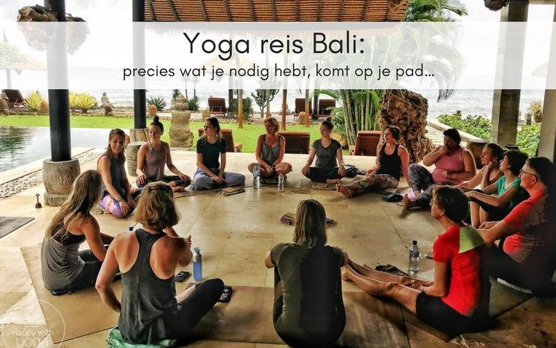 Ervaringen yoga reis Bali