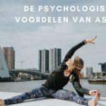De psychologische voordelen van asanas