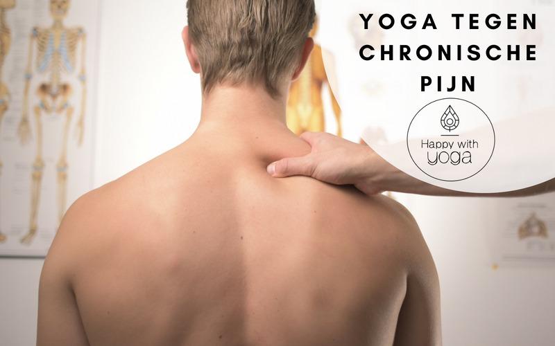 Yoga tegen chronische pijn