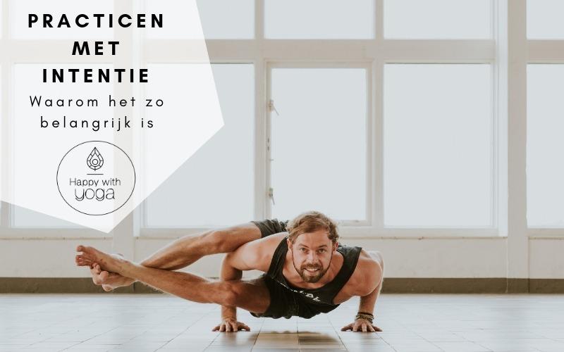 Yogapractice met intentie