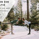 Yoga en een relatie – verbinden op een dieper niveau