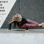 3 manieren om de intensiteit van je practice te verhogen