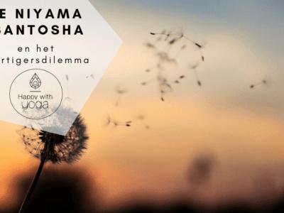 niyama santosha