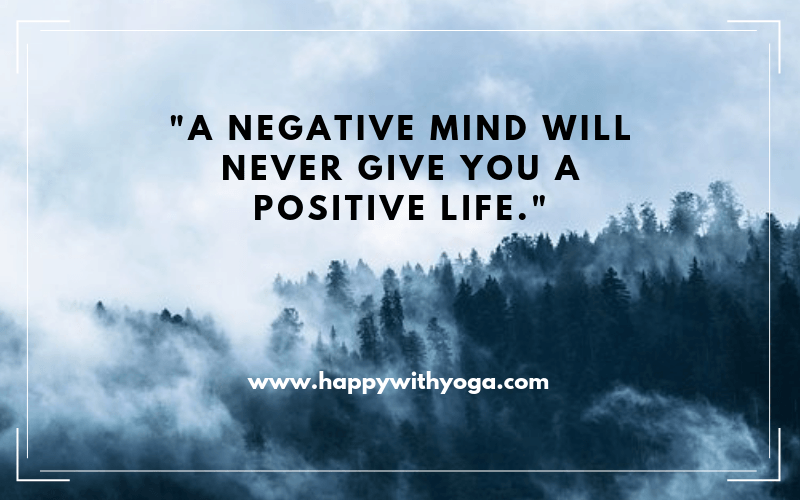 positief denken quote
