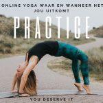 Practice van Happy with Yoga: Online meditatie- en Yogalessen