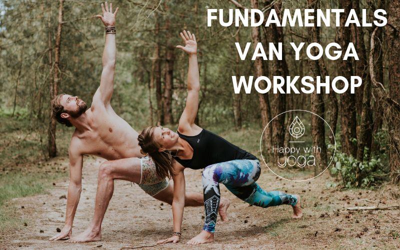 fundamentals van yoga workshop