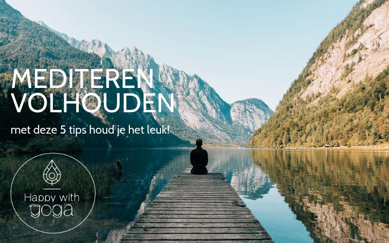 mediteren volhouden