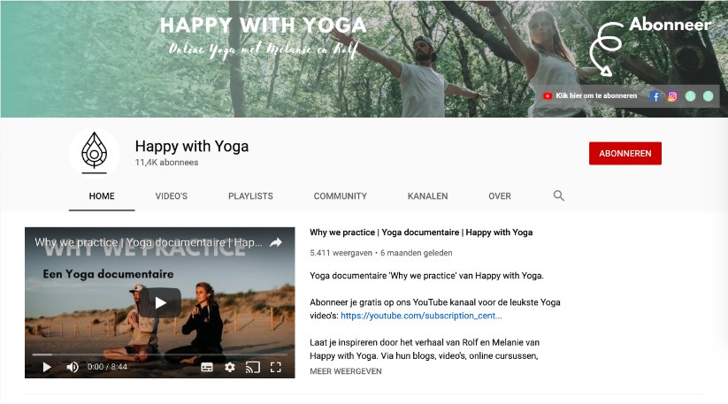 Youtube yoga