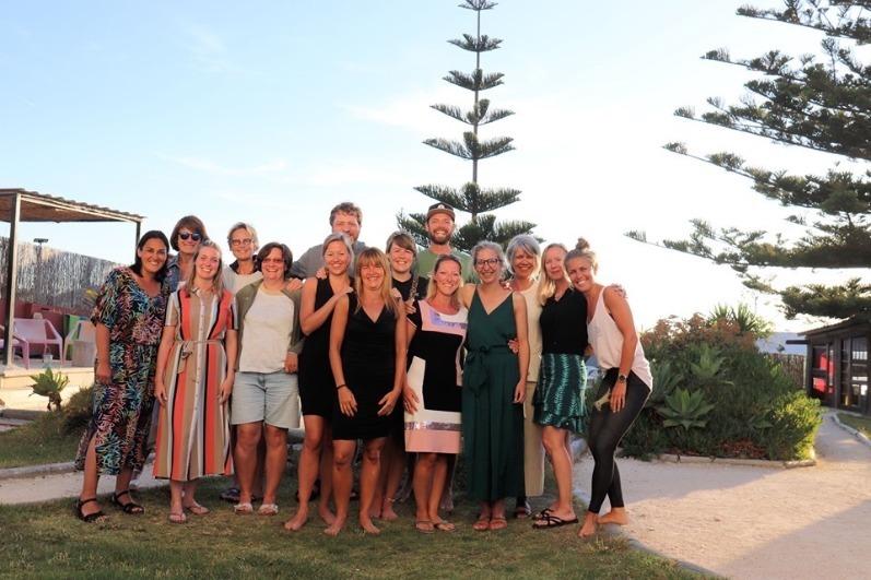 yoga vakantie portugal