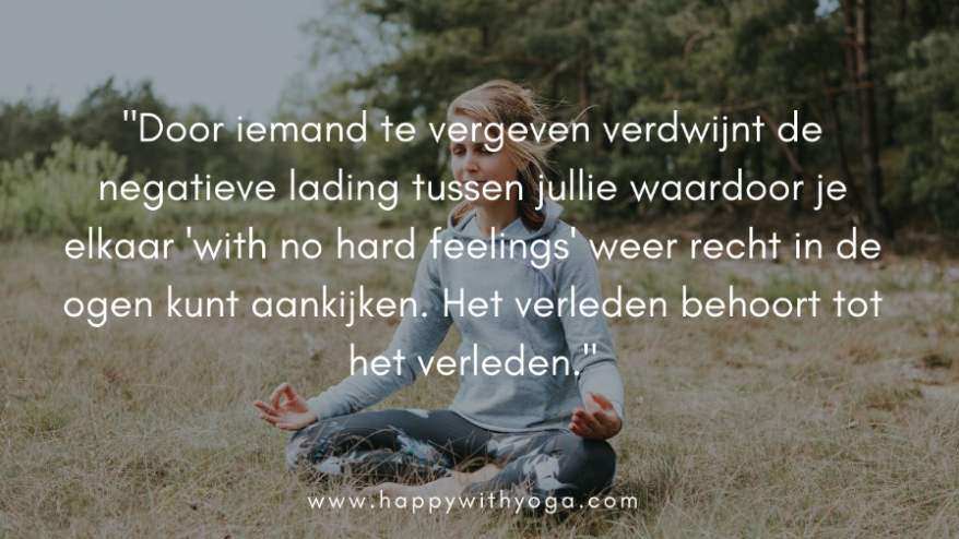 vergeven quote