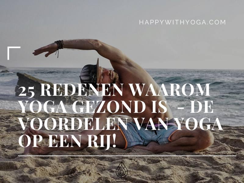 yoga gezondheid